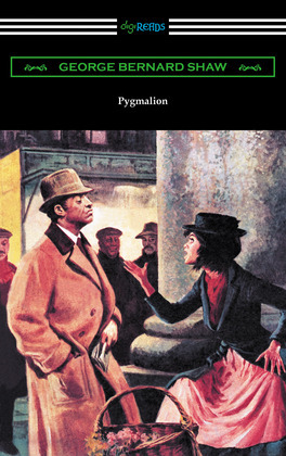 Pygmalion (Illustrated by May Wilson Preston)