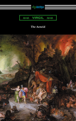 The Aeneid (Translated into English Verse by John Dryden with an Introduction by Harry Burton)