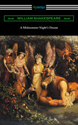 A Midsummer Night's Dream (Annotated by Henry N. Hudson with an Introduction by Charles Harold Herford)