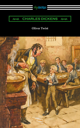 Oliver Twist (with an Introduction by Edwin Percy Whipple)