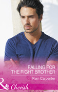 Falling For The Right Brother (Mills & Boon Cherish) (Saved by the Blog, Book 1)