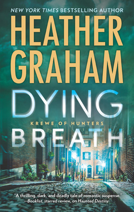 Dying Breath (Krewe of Hunters, Book 21)