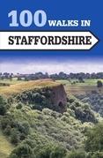 100 Walks in Staffordshire