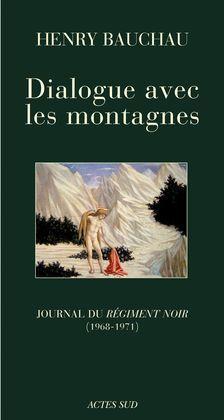 Dialogue avec les montagnes