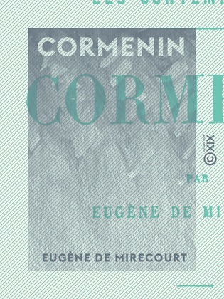 Cormenin