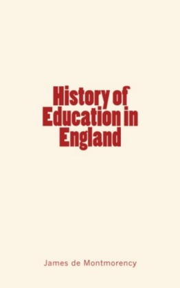 History of Education in England