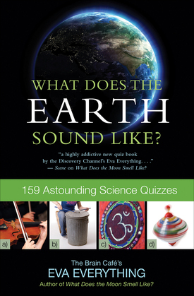 What Does the Earth Sound Like?