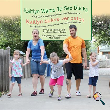 Kaitlyn Wants To See Ducks/Kaitlyn quiere ver patos