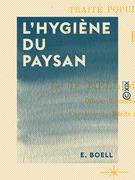 L'Hygiène du paysan