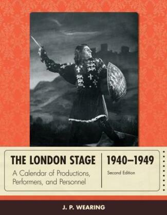 The London Stage 1940-1949