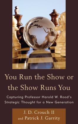 You Run the Show or the Show Runs You
