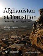 Afghanistan at Transition