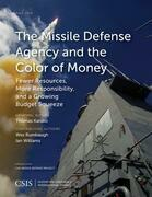 The Missile Defense Agency and the Color of Money
