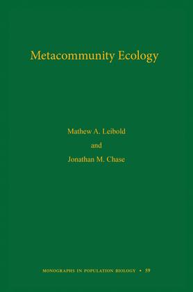 Metacommunity Ecology