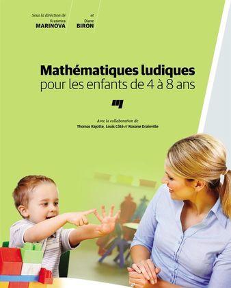 Mathématiques ludiques pour les enfants de 4 à 8 ans