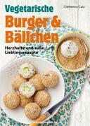 Vegetarische Burger und Bällchen
