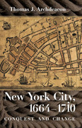 New York City, 1664-1710