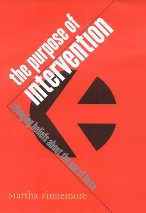 The Purpose of Intervention