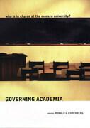 Governing Academia