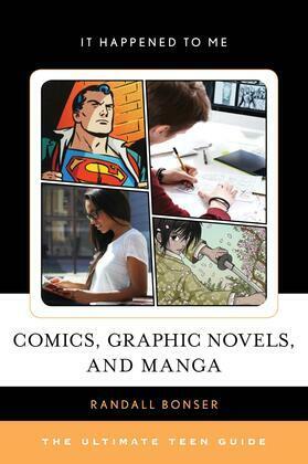 Comics, Graphic Novels, and Manga