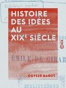 Histoire des idées au XIXe siècle