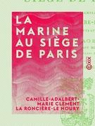 La Marine au siège de Paris