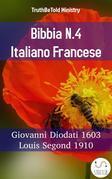 Bibbia N.4 Italiano Francese