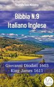 Bibbia N.9 Italiano Inglese
