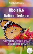 Bibbia N.6 Italiano Tedesco