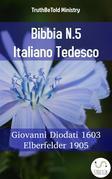 Bibbia N.5 Italiano Tedesco