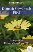 Deutsch Slowakisch Bibel