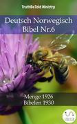 Deutsch Norwegisch Bibel Nr.6