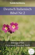 Deutsch Italienisch Bibel Nr.2