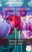 Deutsch Englisch Bibel Nr.15