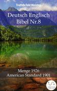 Deutsch Englisch Bibel Nr.8