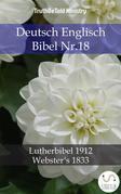 Deutsch Englisch Bibel Nr.18