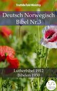 Deutsch Norwegisch Bibel Nr.3