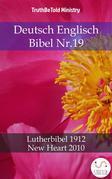 Deutsch Englisch Bibel Nr.19