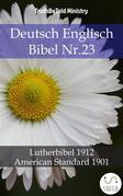 Deutsch Englisch Bibel Nr.23