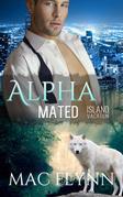 Island Vacation: Alpha Mated, Book 2
