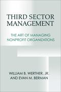 Third Sector Management