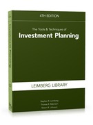 Tools & Techniques of Investment Planning, 4th Edition