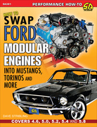 How to Swap Ford Modular Engines into Mustangs, Torinos and More