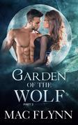 Garden of the Wolf #3: Werewolf Shifter Romance