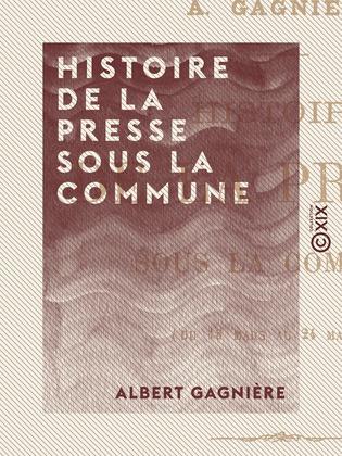 Histoire de la presse sous la Commune