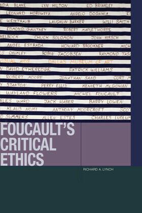 Foucault's Critical Ethics