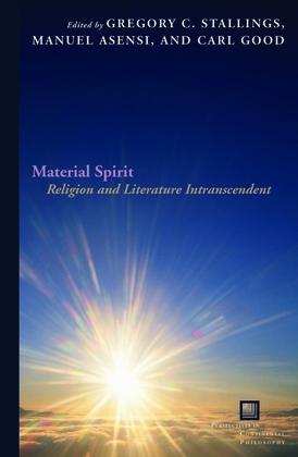 Material Spirit: Religion and Literature Intranscendent