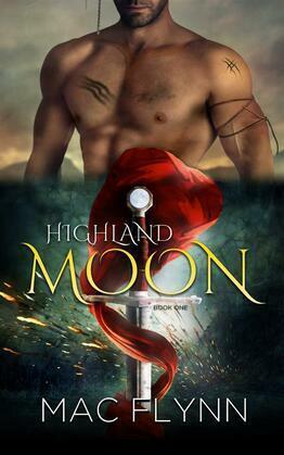 Highland Moon #1: BBW Scottish Werewolf Shifter Romance