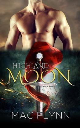Highland Moon #3: BBW Scottish Werewolf Shifter Romance