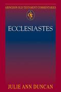 Abingdon Old Testament Commentaries: Ecclesiastes
